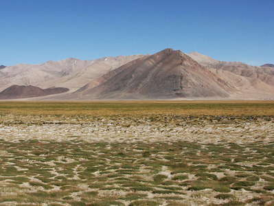 Alichur Pamir panorama