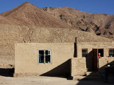 Murghab  |  Residential building