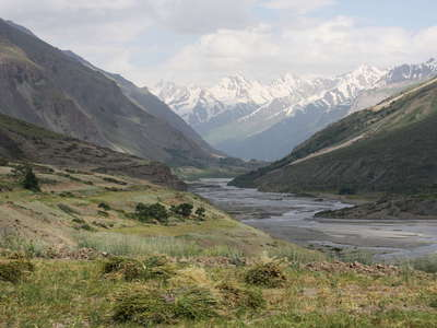 Upper Zarafshan Valley