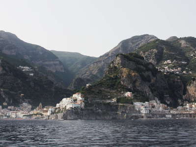 Costiera Amalfitana | Amalfi and Atrani