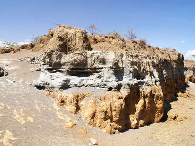 East African Rift Valley  |  Volcanic deposits