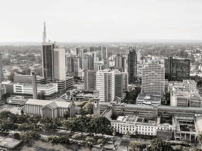Nairobi  |  International CBD