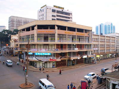 Kampala  |  Central Business District