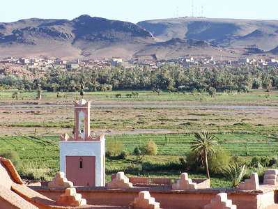 Ouarzazate and Anti-Atlas