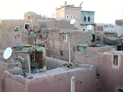 Roofs of Ouarzazate