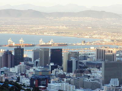 Cape Town  |  International CBD and Table Bay