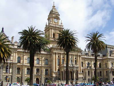Cape Town  |  Town hall
