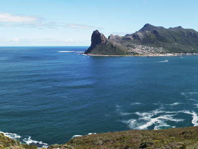 Cape Peninsula  |  Hout Bay and The Sentinel