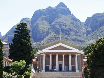 University of Cape Town  |  Jameson Memorial Hall