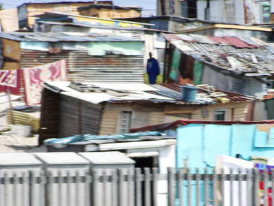 Glance at Khayelitsha