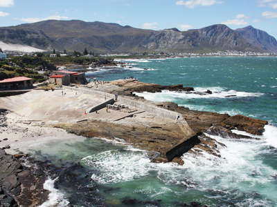 Hermanus  |  Old Harbour and Walker Bay