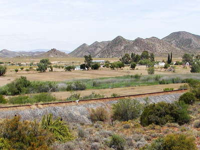 Oudtshoorn  |  Village in the Little Karroo