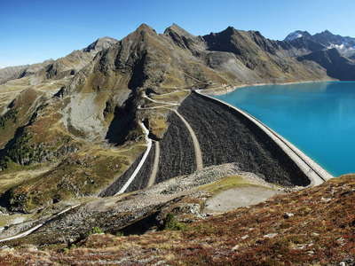 Kühtai | Finstertal Reservoir