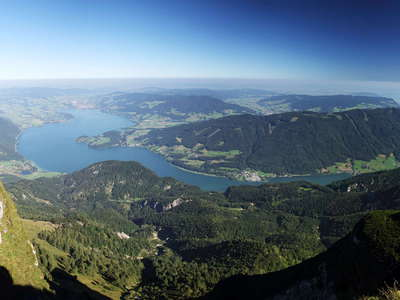 Schafberg  |  Summit panorama