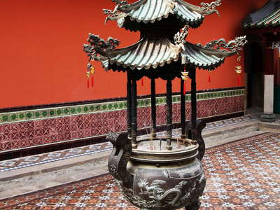 Chinatown  |  Thian Hock Keng Temple