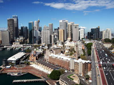 Sydney  |  The Rocks and CBD
