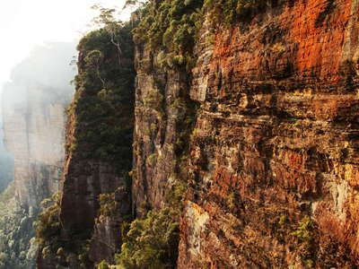 Katoomba  |  Escarpment of Jamison Valley