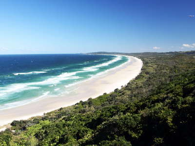 Byron Bay  |  Tallow Beach