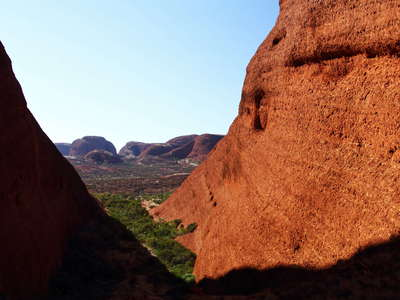 Kata Tjuta / Mt. Olga  |  Valley of the Winds