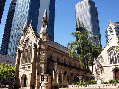 Brisbane  |  Cathedral of St. Stephen