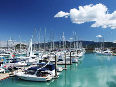 Airlie Beach  |  Abell Point Marina