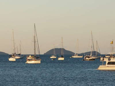 Airlie Beach  |  Boats