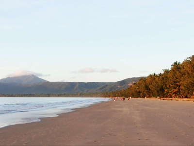 Port Douglas  |  Four Mile Beach