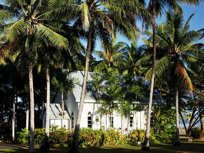 Port Douglas  |  St. Mary's by the Sea
