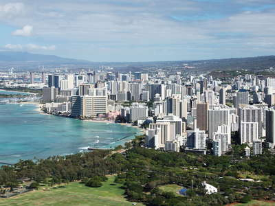 Honolulu  |  Waikīkī