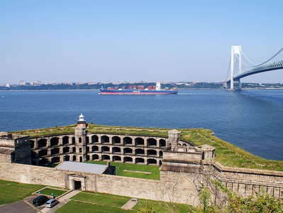 Staten Island  |  Fort Wadsworth