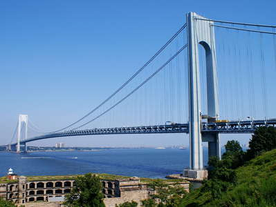 Staten Island  |  Verrazano-Narrows Bridge