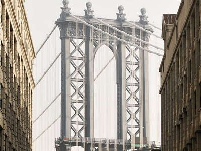 Brooklyn  |  Manhattan Bridge
