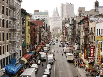 Lower Manhattan  |  Chinatown
