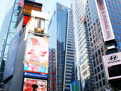 Midtown Manhattan  |  Times Square