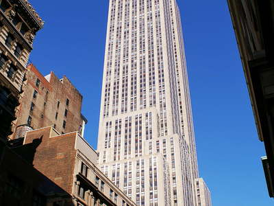 Midtown Manhattan  |  Empire State Building