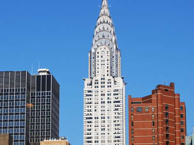Midtown Manhattan  |  Chrysler Building