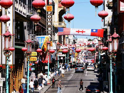 San Francisco  |  Chinatown