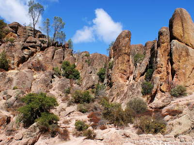 Pinnacles NM  |  Bear Gulch