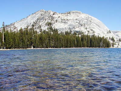 Yosemite NP  |  Tenaya Lake