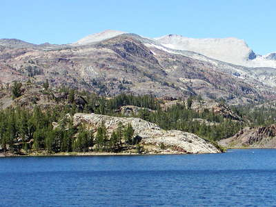 Yosemite NP  |  Ellery Lake