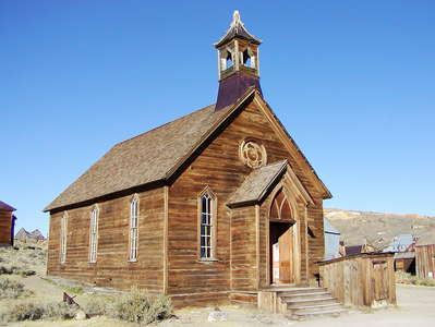 Bodie  |  Methodist church
