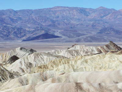 Death Valley  |  Zabriskie Point