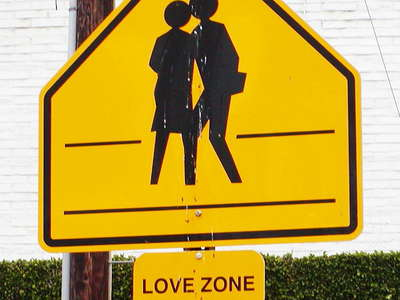 Los Angeles  |  Love zone