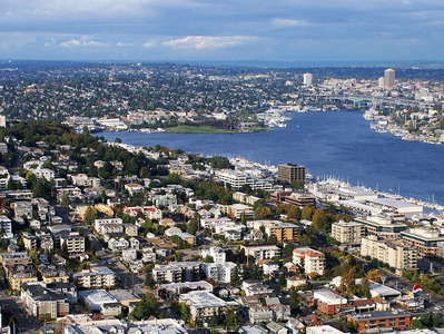 Seattle  |  Lake Union