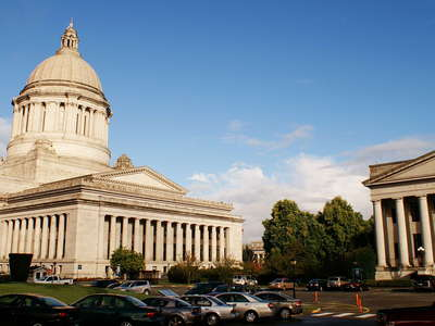 Olympia  |  Washington State Capitol