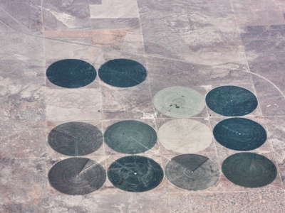 Irrigation patterns (Oregon)