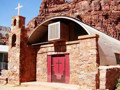 Havasu Canyon  |  Church of Supai