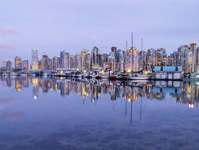 Vancouver  |  Coal Harbour