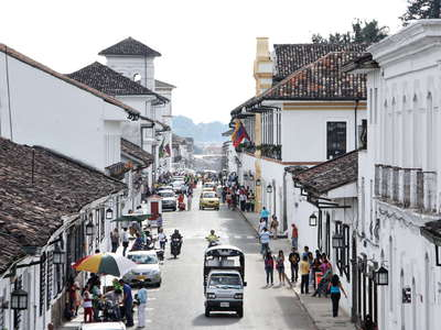 Popayán  |  Historic centre