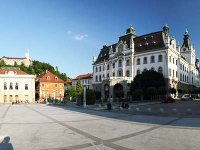 Ljubljana  |  Congress Square